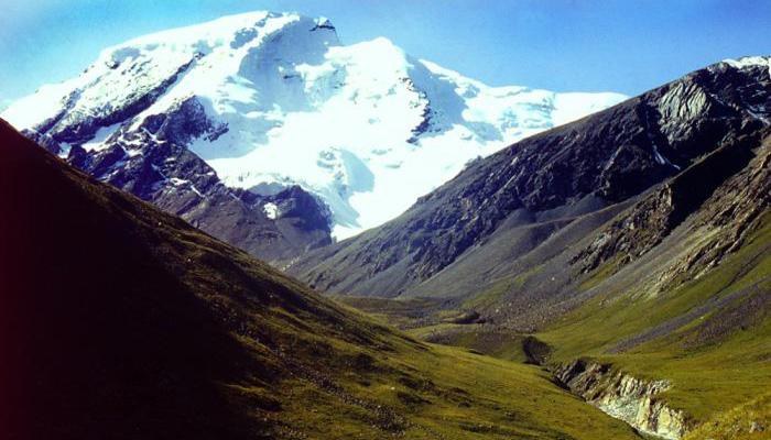 Дэглий цагаан уул зурган илэрцүүд