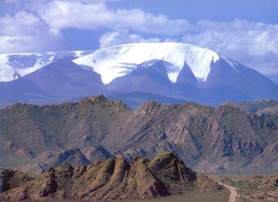 Цамбагарав уул :: www.